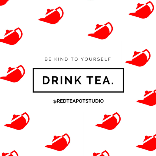 Red Teapot logo