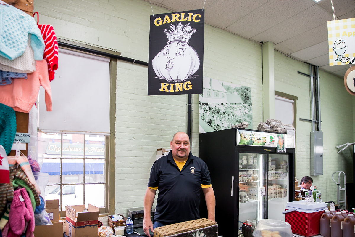 Garlic King image 0